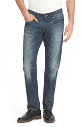 True Religion 'Geno' Straight Leg Jeans Urban Dweller