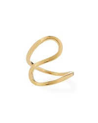Jennifer Zeuner Jewelry Jennifer Zeuner Bridgette 18K Gold Vermeil Ring