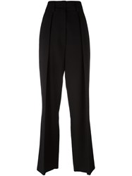 Sportmax Flared Trousers Black