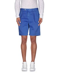 Rotasport Trousers Bermuda Shorts Men Blue