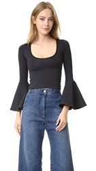 Flynn Skye The Selena Top Black