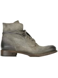 John Varvatos Ankle Boots Grey