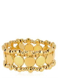 Philippe Audibert Zacharie Gold Stretch Bracelet