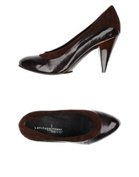 Pumps Dark Brown