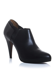 Balenciaga New Easy Leather Ankle Boots