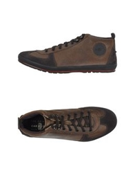 Car Shoe Carshoe High Tops And Trainers Cocoa