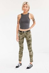 Bdg Jefferson Camo Pant Green