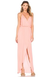 Rory Beca Maid By Yifat Oren Jones Gown Coral