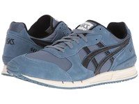 Onitsuka Tiger By Asics Gel Classic Blue Mirage Black Athletic Shoes