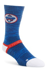 Strideline 'Chicago Bear' Socks Blue Red