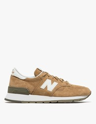 New Balance 990 In Hemp