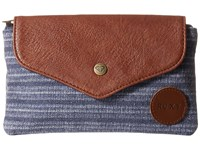 Roxy Cook Out Wallet Eclipse Bill Fold Wallet Olive