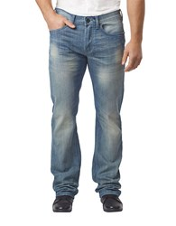 Buffalo David Bitton King X Bootcut Jeans Blue