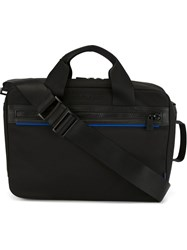 Emporio Armani Laptop Briefcase Black