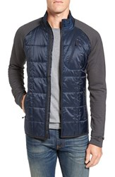 Smartwool Men's 'Corbet 120' Water Resistant Mixed Media Jacket