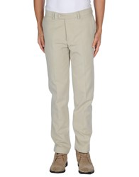 Maestrami Trousers Casual Trousers Men Beige