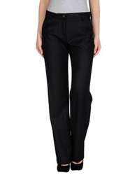 Alain Casual Pants Black