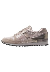 Kennel Schmenger Trainers Sand Silver Grey Gold