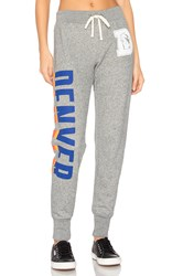 Junk Food Denver Broncos Sweat Pant Gray