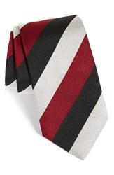 Gitman Brothers Vintage Men's Gitman Stripe Silk Tie X Long