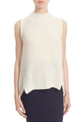 Milly Women's 'Cloud' Cashmere Blend Sleeveless Sweater