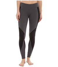 Alo Yoga Undertone Legging Stormy Heather Black Women's Casual Pants