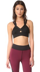 Michi Radiate Bra Black