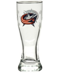 Boelter Brands Columbus Blue Jackets Satin Etch Mini Pilsner Glass