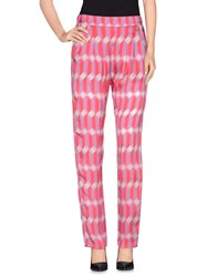 Roberto Collina Trousers Casual Trousers Women Fuchsia