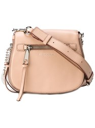 Marc Jacobs Small 'Recruit' Saddle Crossbody Bag Nude And Neutrals