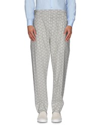 Christophe Lemaire Lemaire Trousers Casual Trousers Men Ivory