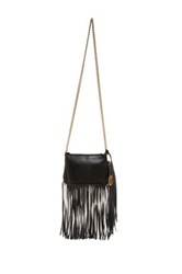 Carlos Santana Fiero Mini Chain Crossbody Black