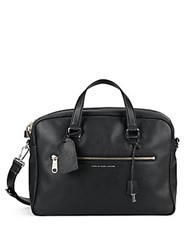 Marc By Marc Jacobs Johnny Leather Briefcase Black