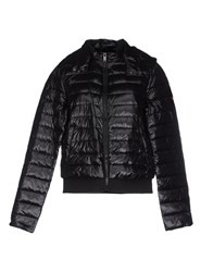 Silvian Heach Coats And Jackets Down Jackets Women Black