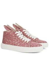 Minna Parikka Pink Panther High Top Sneakers