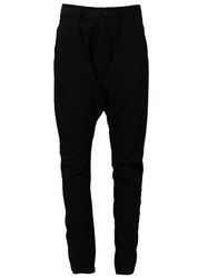 Julius Slim Fit Trousers Black