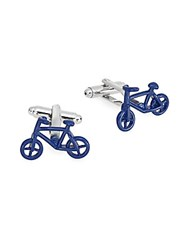 Saks Fifth Avenue Bicycle Cuff Links No Color