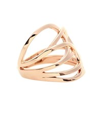 Repossi La Ligne C 18Kt Rose Gold Ring