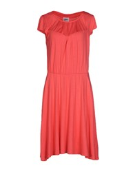 Christies Dresses Short Dresses Women Coral
