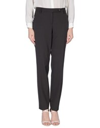 Seventy Trousers Casual Trousers Women Dark Brown