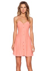Cathy Dress Coral