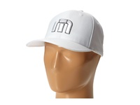 Travismathew B Bahamas Hat White Caps