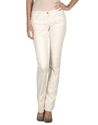Betty Blue Casual Pants Beige
