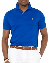 Polo Ralph Lauren Pima Soft Touch Shirt Rugby Royal