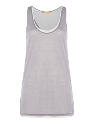 Hugo Boss Teroarty Metallic Tee Grey