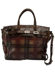 Numero 10 'Richmond' Luggage Brown