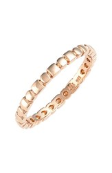 Women's Bony Levy Beaded Ring Rose Gold Nordstrom Exclusive