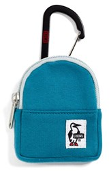 Chums 'Hang On' Coin Case Blue Green