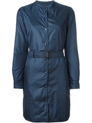 Aspesi 'Neole' Raincoat Blue