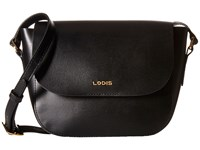 Lodis Blair Bailey Crossbody Black Cobalt Cross Body Handbags